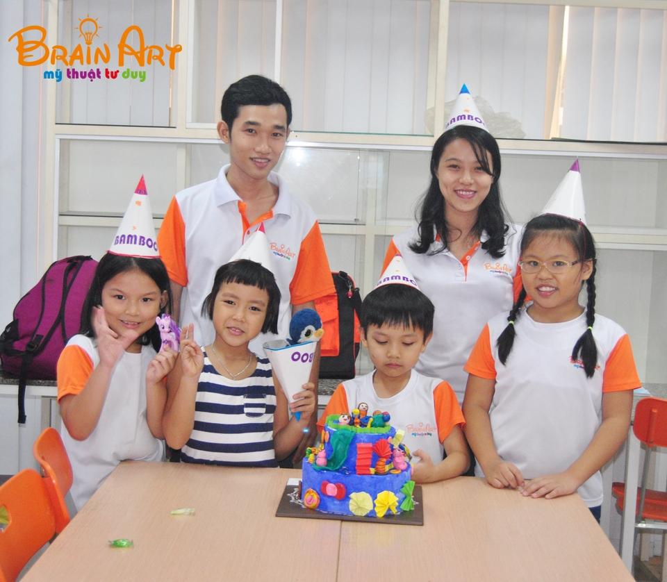 Lớp Học Foundation